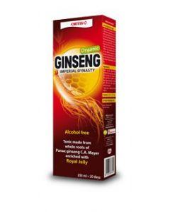Ortis PANAX Ginseng Bio Σιρόπι 250ml