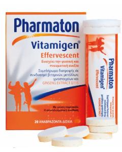 Pharmaton Vitamigen 20 eff tabs