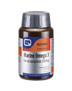 Quest Omega 3 Fish Oil concentrate 1000 mg 90 caps