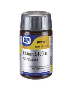 Quest Vitamin E 400 IU mixed tocopherols 60 caps