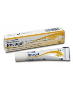 Recugel Eye Gel 10gr