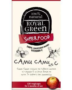 Royal Green Camu Camu Βιταμίνη C 60 caps