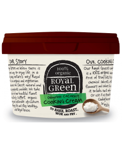 Royal Green Coconut Cooking oil 250 gr