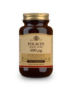 Solgar Folacin (Folic acid) 400 μg 100 tabs