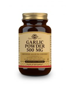 Solgar Garlic Powder 500 mg 90 veg.caps