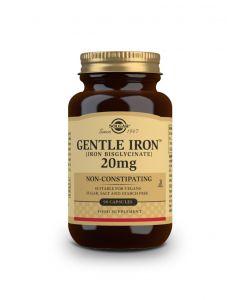 Solgar Gentle Iron 20 mg 90 veg.caps