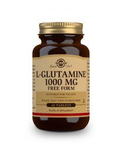 Solgar L-Glutamine 1000 mg 60 veg.tabs
