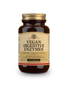 Solgar Vegan Digestive Enzymes 50 chewable tabs