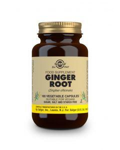 Solgar Ginger 100 veg.caps