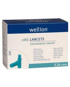 Wellion Βελόνες 28g 50τεμ
