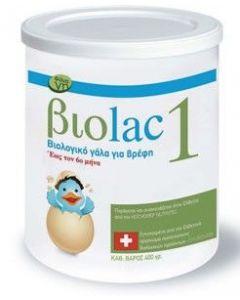 Biokid βιοlac 1 400 gr
