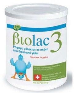 Biokid βιοlac 3 400 gr