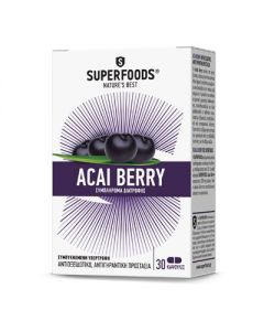 Superfoods Acai Berry 30 caps