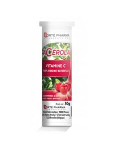 Forte Pharma Energie Acerola 12 chewable tabs