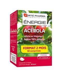 Forte Pharma Energie Acerola 60 chewable tabs