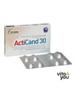 ITF Acticand 30 8 vaginal tabs