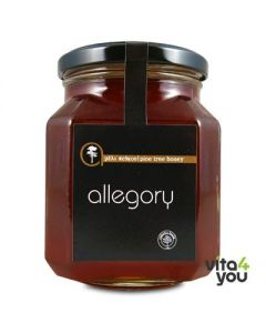 Allegory Pine tree honey 480 gr