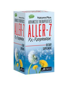 Nature's Plus Aller-7 Rx Respiration 60 caps