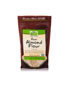 Now Real Food Almond Flour Pure 284 gr