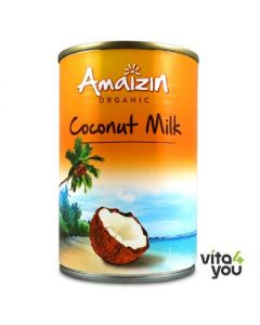 Amaizin Organic Coconut Milk 400 ml