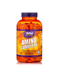 Now Sports Amino Complete 750 mg 360 caps