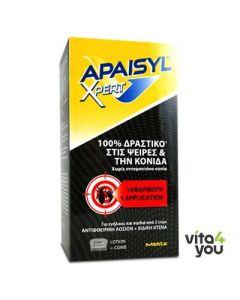 Apaisyl Xpert Αντιφθειρική λοσιόν 100 ml