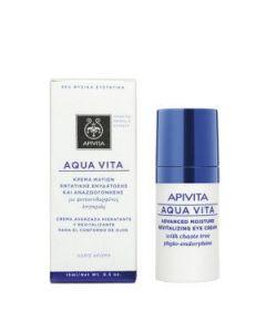 Apivita Aqua Vita Advanced Moisture Eye Cream 15 ml
