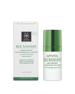 Apivita Bee Radiant Age Defense Illuminating Eye Cream 15 ml