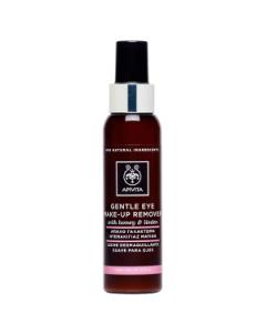 Apivita Gentle Eye Make Up Remover honey & linden 100 ml