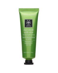 Apivita Face mask Aloe Moisturizing 50 ml