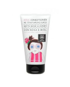 Apivita Kids Conditioner rose & honey 150 ml