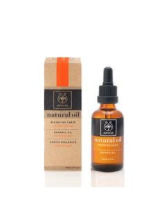 Apivita Natural oil Βιολογικό Έλαιο Καλέντουλα 50 ml