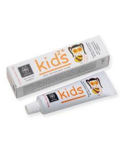 Apivita Dental Care Kids 2+ Toothpaste pomegranate & propolis 50 ml