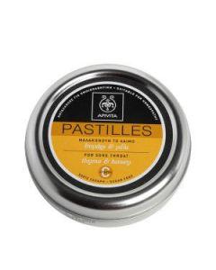 Apivita Pastilles Θυμάρι & μέλι 45 gr