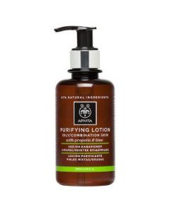 Apivita Purifying Tonic Lotion oily-combination skin propolis & lime 200 ml