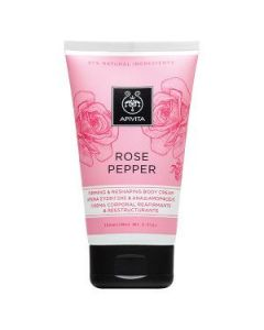 Apivita Rose Pepper Firming & Reshaping body cream 150 ml