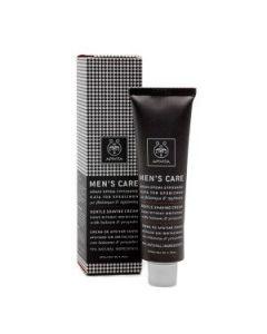 Apivita Men's Care Gentle shaving cream balsam & propolis 100 ml