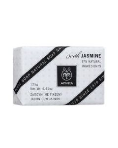 Apivita Natural Soap Jasmine 125 gr