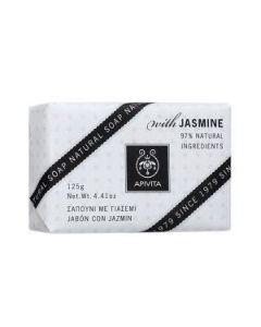Apivita Natural Soap Jasmine 125 gr