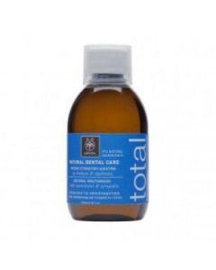 Apivita Natural Dental Care Mouthwash spearmint & propolis 250 ml