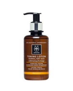Apivita Toning Lotion normal-dry skin honey & orange 200 ml