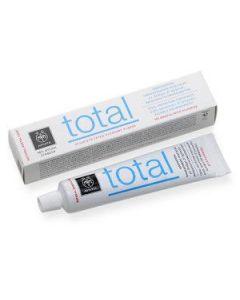 Apivita Dental Care Total Toothpaste spearmint & propolis 75 ml