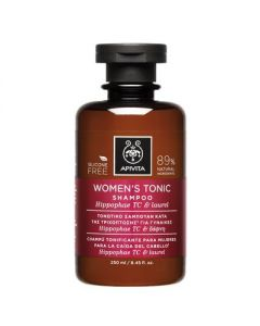 Apivita Hair Care Shampoo Women's Tonic Hippophae TC & laurel 250 ml