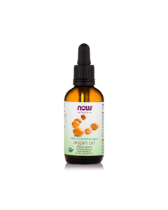 Now Solutions Organic Argan oil 59 ml