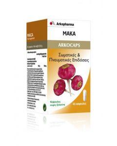 Arkopharma Arkocaps Μάκα - Maca 45 caps