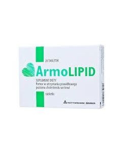 Proton Pharma Armolipid 20 tabs