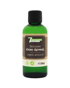 7elements Organic Arnica Oil 100 ml