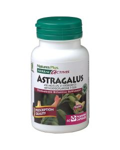 Nature's Plus Astragalus 450 mg 60 v.caps