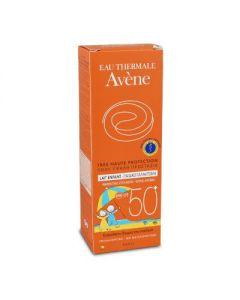 Avene Lait Enfant SPF50+ 100 ml