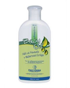 Frezyderm Baby Oil 200 ml